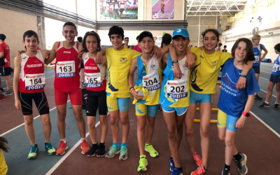 Cto. España sub-14. Soria 2019